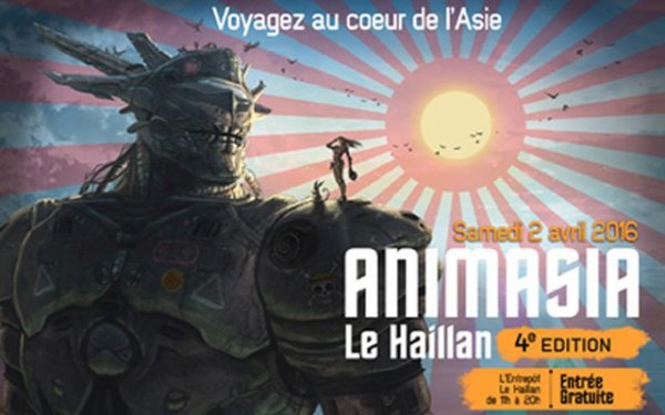 Animasia le Haillan 2016