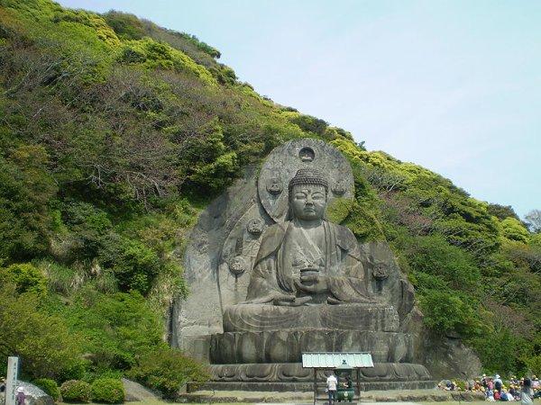 Les Daïbutsu (Grand Bouddha)