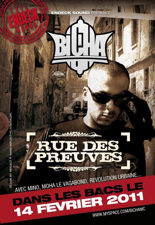 BICHA RUE DES PEUVES