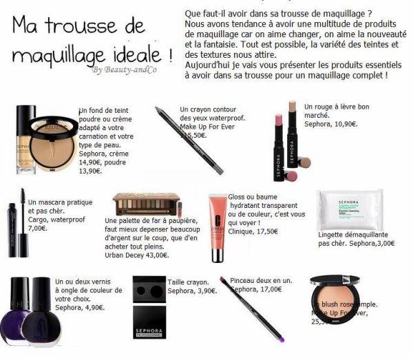 Côté beauté !