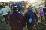 le tour sainte rolande des marcheurs aurat leui dimanceh