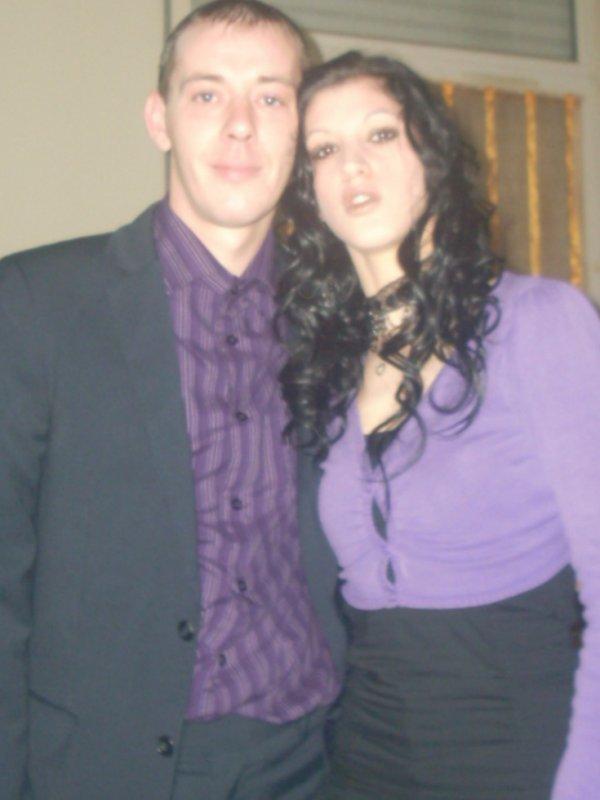 moi et mon chéri d amour