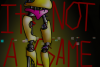 FNAF Its not a game/ Chica Make by me!!