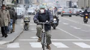 pollution à Milan