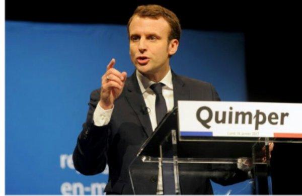 L'«amnésie» d'Emmanuel Macron sur les sables deLannion