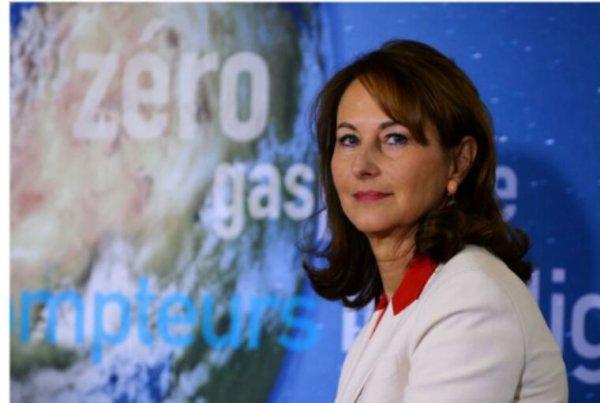 Ségolène Royal déplore «une trop forte dépendance» au nucléaire en France