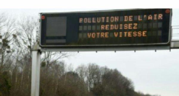 Pollution de l'air: la préfecture d'Ile-de-France dévoile les actions du prochain PPA