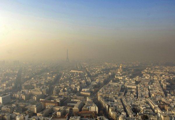 La pollution en France