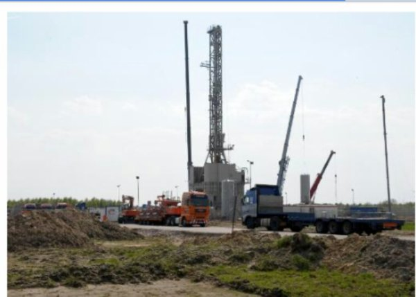 Gaz de schiste: Total abandonne la prospection en Pologne