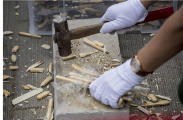 La Chine prévoit l'interdiction du commerce d'ivoire d'ici fin 2017