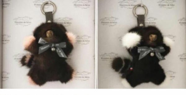Nounours en fourrure animale : une marque française fait scandale