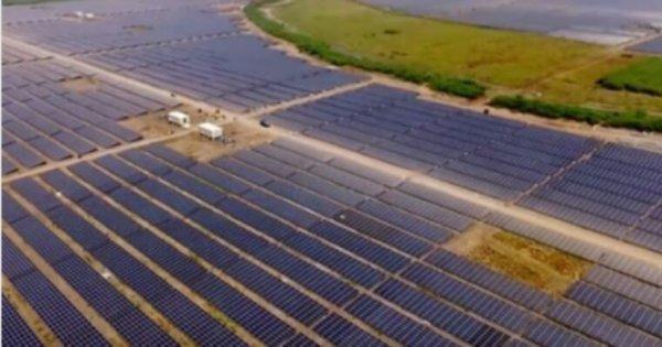 L'Inde Vient D'inaugurer La Plus Grande Centrale Solaire Du Monde