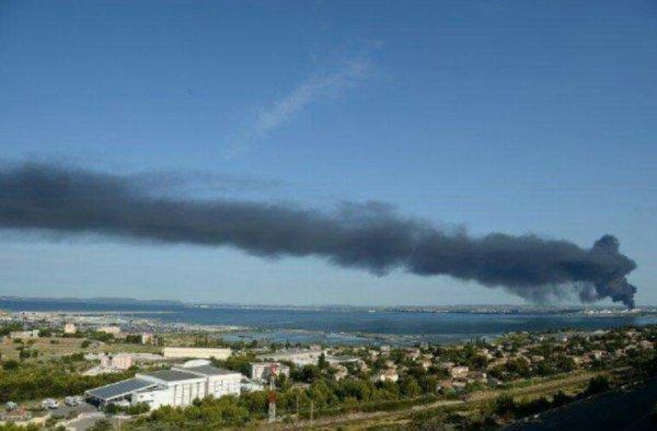 Pollution industrielle: deux fois plus de cancers autour de l'étang de Berre