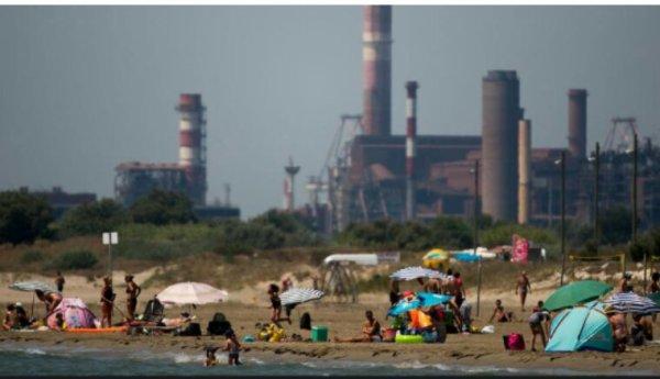ENVIRONNEMENT  Les habitants du Golfe de Fos victimes de la pollution industrielle