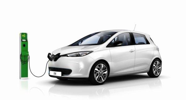 Les voitures electriques