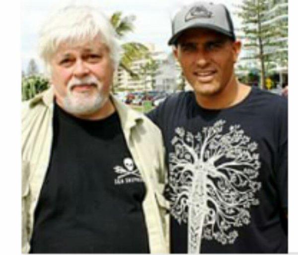 Actualité Sea Shepherd rétro pédalage