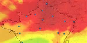 pollution au particules fines des feux de bois
