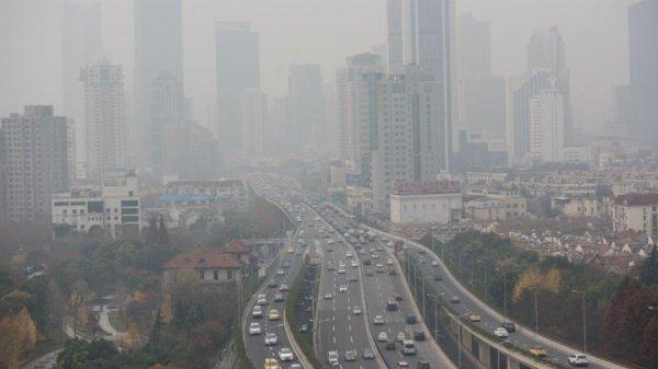 La pollution s'aggrave en Chine