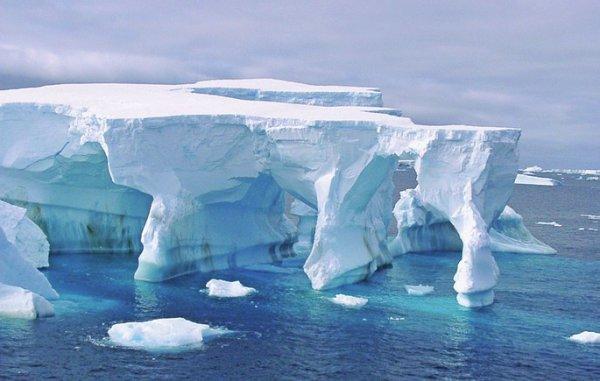 mission inédite des glaciers dans l Antarctiquue