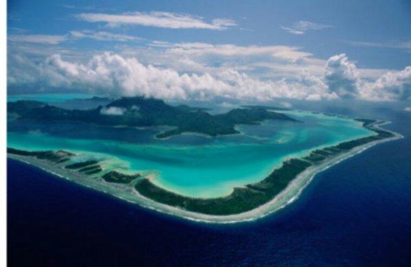 Derrière son image de carte postale, la Polynésie française se transforme en poubelle