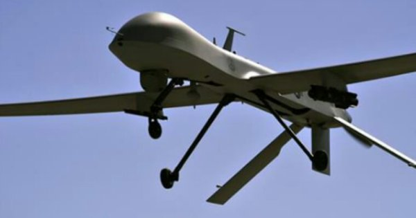 Des drones pour surveiller la pollution maritime