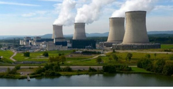 Marine Le Pen contre la taxation du diesel, pour le nucléaire qui est «propre»