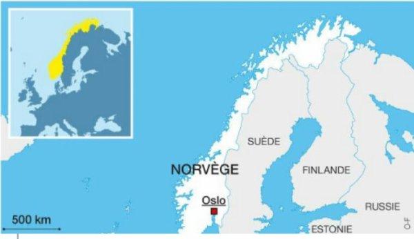 Norvège. Fuite radioactive dans un réacteur nucléaire