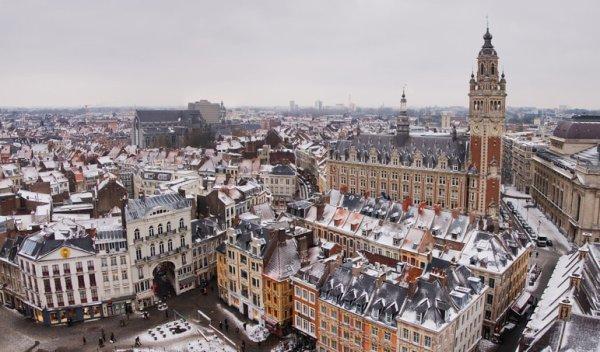 La pollution à  Lille