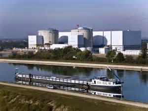 Ece bientot la fermeture de la centrale nucléaire de Fessenheim