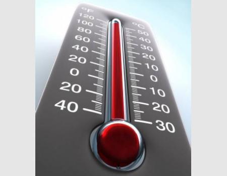 record de température