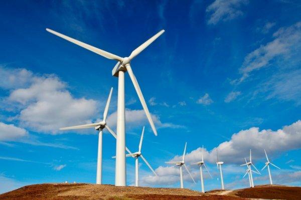 les parcs éoliens en France
