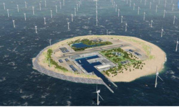 Énergie éolienne: le projet de tous les records
