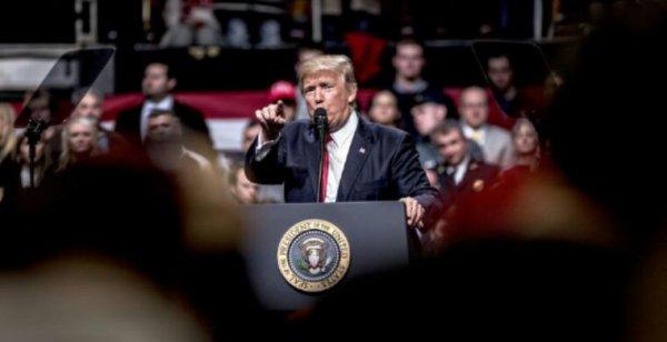 L'environnement, grand perdant du premier budget de Donald Trump