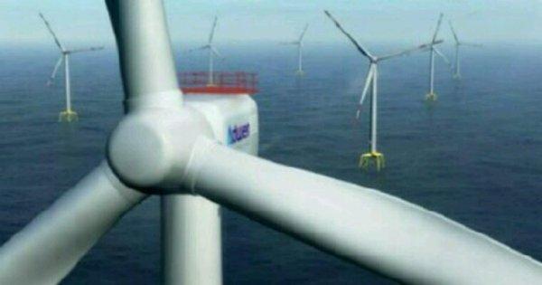 Eolien en mer : mise en service prévue en 2022 pour le parc de Dunkerque