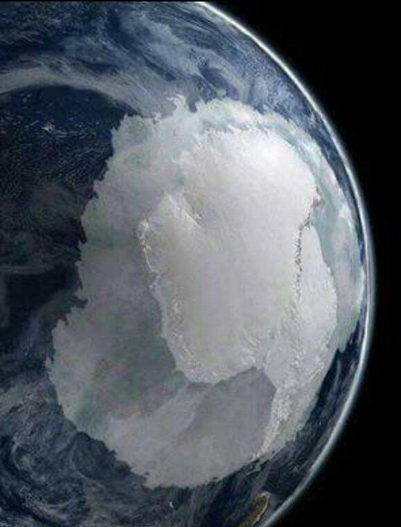 Les glaces hivernales de l'Arctique au plus bas depuis trente-huit ans