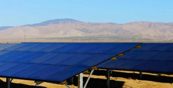 Le Maroc lance la construction d'une centrale solaire photovoltaïque