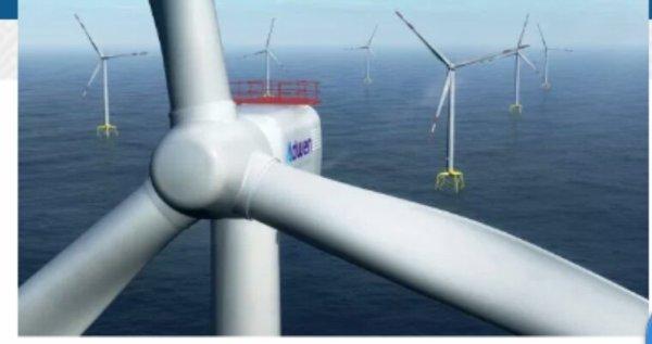 Éoliennes en Baie de Saint-Brieuc : feu vert administratif