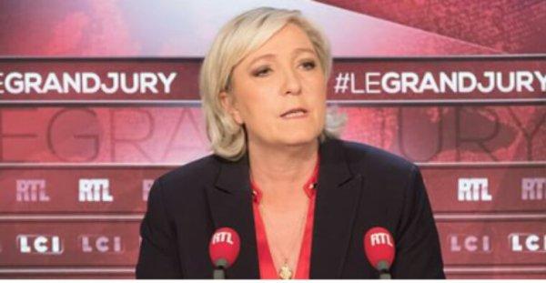 Le programme Environnement de Marine Le Pen: pour les voitures et pour le nucléaire