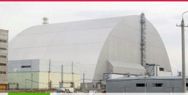 Le nouveau sarcophage de Tchernobyl ne sert à rien
