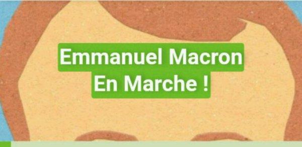 Actualité Greenpeace : programme Emmanuel Macron En Marche!