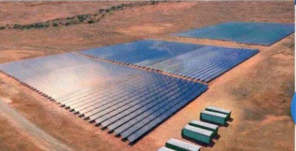 La plus grande ferme solaire au monde va naître en Australie