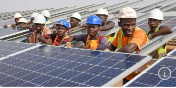 Photovoltaïque: le Burkina Faso se fait une place au soleil