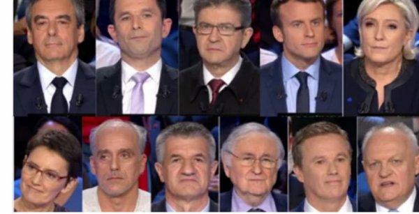 Le débat des candidats oublie l'écologie