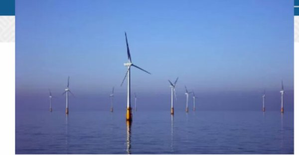 Les Pays-Bas lancent les 150 éoliennes offshores du parc Gemini