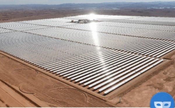 Au Maroc, la plus grande centrale solaire d'Afrique prend de l'ampleur