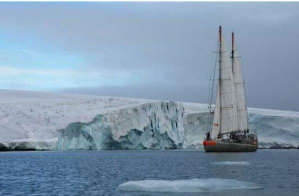 Dans l'Arctique aussi, les déchets plastiques s'accumulent