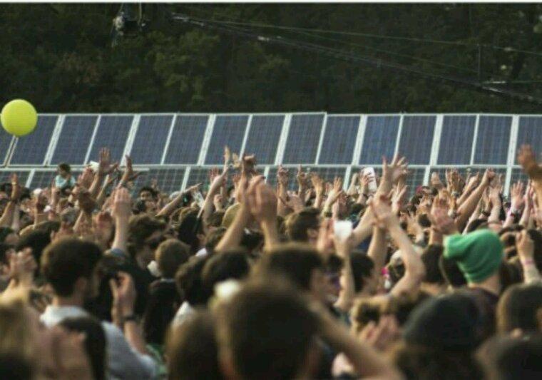Les festivals musicaux se font de plus en plus écolos