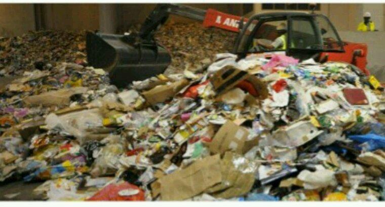 Comment le recyclage permet d'éviter l'équivalent des émissions du transport aérien