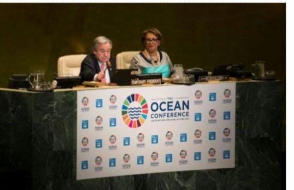 """Le chef de l'ONU appelle à sauver les océans pour éviter """"une catastrophe mondiale"""""""