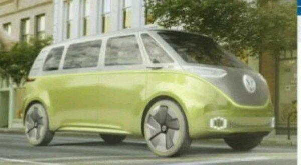 Le Combi de Volkswagen va renaître… 100% électrique !
